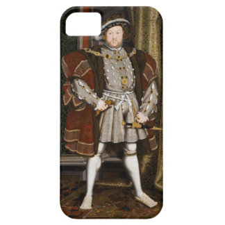 Portrait of Henry VIII by Hans Holbein the Younger iPhone 5 Cover