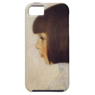 Portrait of herene kurimuto iPhone 5 covers