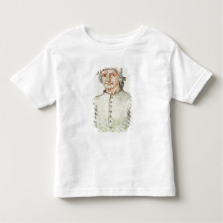 Portrait of Hieronymus Bosch Toddler T-Shirt
