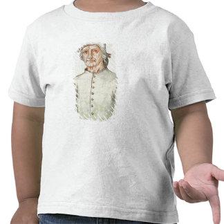 Portrait of Hieronymus Bosch Tshirt
