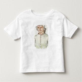 Portrait of Hieronymus Bosch Tshirts