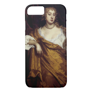 Portrait of Hon. Mary Wharton iPhone 7 Case