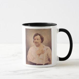 Portrait of Honore de Balzac Mug