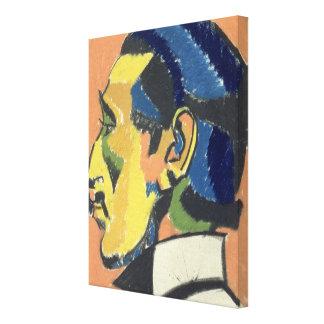 Portrait of Horace Brodsky (1885-1969) (pastel on Canvas Print