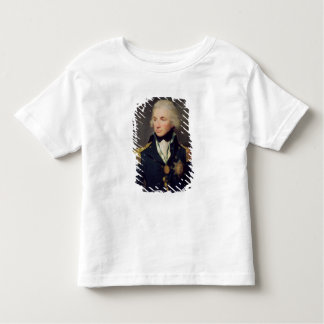 Portrait of Horatio Nelson , Viscount Nelson Toddler T-Shirt