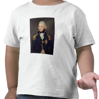 Portrait of Horatio Nelson , Viscount Nelson Shirt