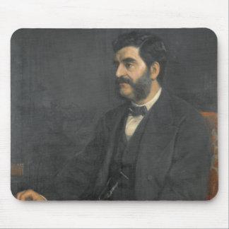Portrait of Hormuzd Rassam, 1869 Mouse Mat