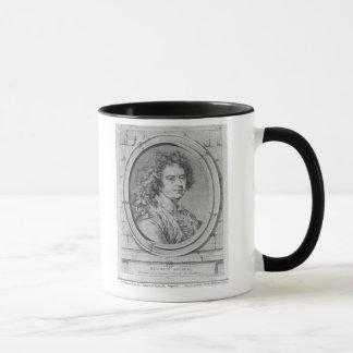 Portrait of Hyacinthe Rigaud, 1752-65 Mug