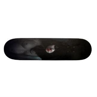 Portrait of Ikuko's Ghost v2 Skateboards