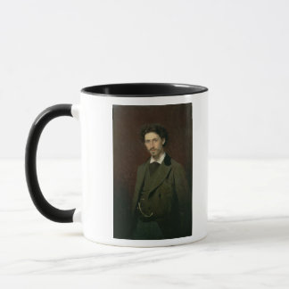 Portrait of Ilya Efimovich Repin, 1876 Mug