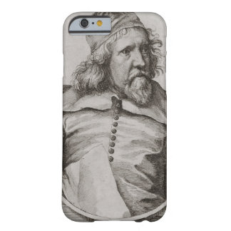 Portrait of Inigo Jones (1573-1652) engraved by We Barely There iPhone 6 Case