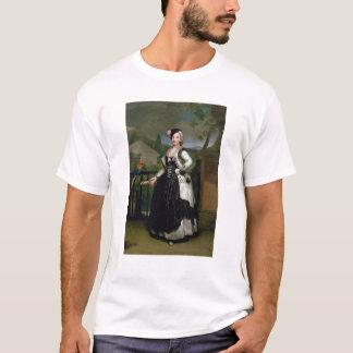 Portrait of Isabel Parrena Arce T-Shirt