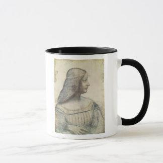 Portrait of Isabella d'Este Mug