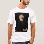 Portrait of Ivan S. Turgenev , 1879 T-Shirt