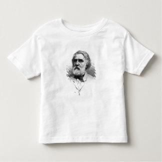 Portrait of Ivan Turgenev Toddler T-Shirt