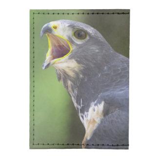 Portrait Of Jackal Buzzard (Buteo Rufofuscus) Tyvek® Card Case Wallet