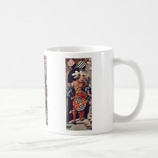 Portrait Of Jacob Van Montfort Florisz By Leyden L Basic White Mug