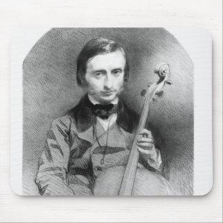 Portrait of Jacques Offenbach  1850 Mouse Pad