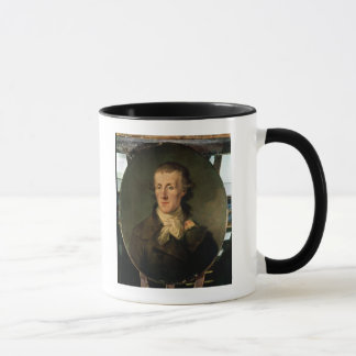 Portrait of Jacques Pierre Brissot Mug