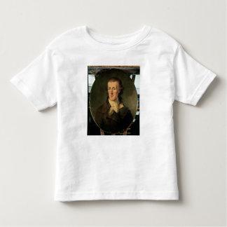 Portrait of Jacques Pierre Brissot Toddler T-Shirt
