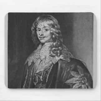 Portrait of James, 1st Duke of Richmond, Mouse Pad