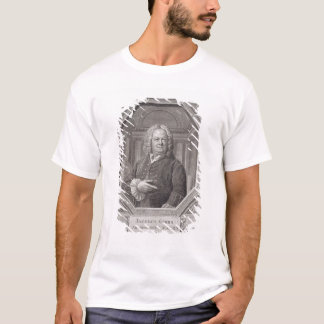 Portrait of James Gibbs (1682-1754) from 'Plans, S T-Shirt