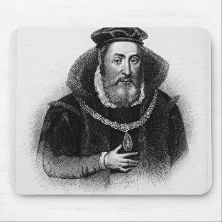 Portrait of James Hamilton  2nd Earl of Arran Mouse Mat