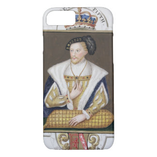 Portrait of James V (1512-42) King of Scotland fro iPhone 8/7 Case
