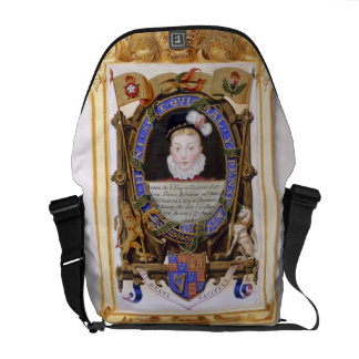Portrait of James VI of Scotland (1566-1625) Later Commuter Bags
