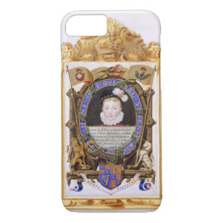 Portrait of James VI of Scotland (1566-1625) Later iPhone 8/7 Case