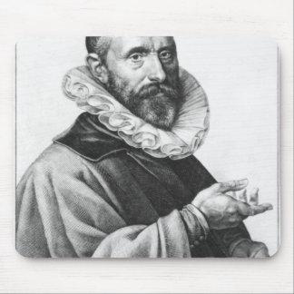 Portrait of Jan Pieterszoon Sweelinck, 1624 Mouse Mat