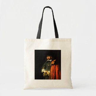 Portrait Of Jan Six By Rembrandt Harmensz. Van