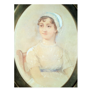 Portrait of Jane Austen Postcard