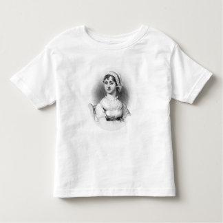 Portrait of Jane Austen Toddler T-Shirt