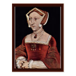 Portrait Of Jane Seymour, Queen Of England Postcards