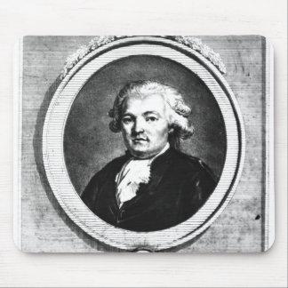 Portrait of Jean-Anthelme Brillat-Savarin Mouse Mat