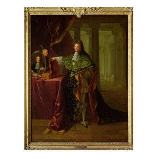 Portrait of Jean-Baptiste Colbert Postcard