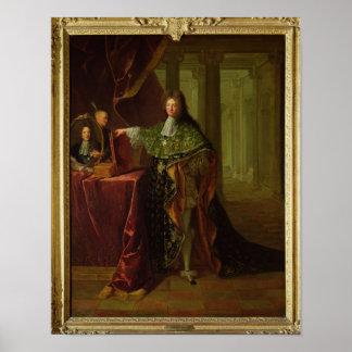Portrait of Jean-Baptiste Colbert Posters