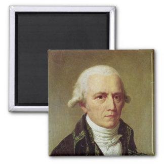 Portrait of Jean-Baptiste de Monet Magnets