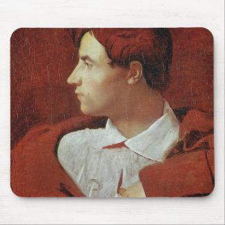 Portrait of Jean-Baptiste Desdeban  c.1810 Mouse Pad