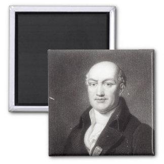 Portrait of Jean Baptiste Joseph Delambre Magnet