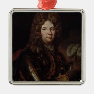 Portrait of Jean Bart Christmas Ornament