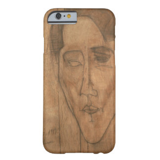 Portrait of Jean Cocteau (1889-1963) 1917 (pencil Barely There iPhone 6 Case
