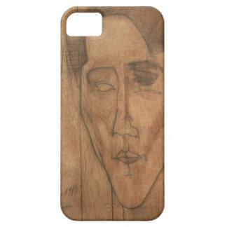 Portrait of Jean Cocteau (1889-1963) 1917 (pencil iPhone 5 Case