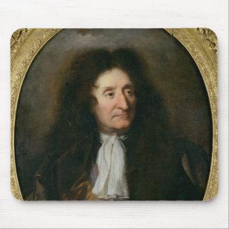 Portrait of Jean de La Fontaine Mouse Mat