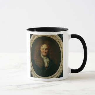 Portrait of Jean de La Fontaine Mug