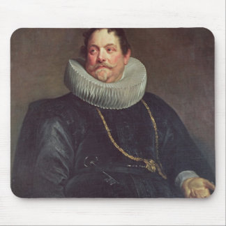 Portrait of Jean de Montfort Mouse Mat