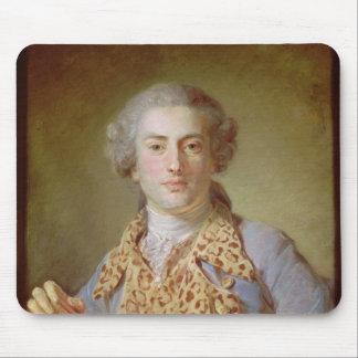 Portrait of Jean-Georges Noverre , 1764 Mouse Pad