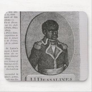 Portrait of Jean-Jacques Dessalines Mouse Mat