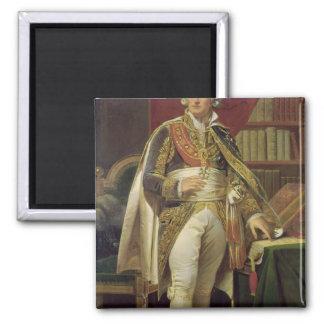 Portrait of Jean-Jacques-Regis de Cambaceres Magnet